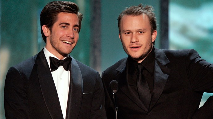 Jake Gyllenhaal Heath Ledger