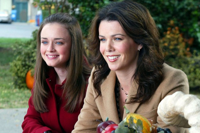 "<i><b>Gilmore Girls</b></i><br> ""You need to watch it from beginning to end all over again in time for the Netflix revival episodes. And if you've never watched it before… Don't speak to me."" – <em>Jennifer Kang, acting deputy chief sub-editor</em>"