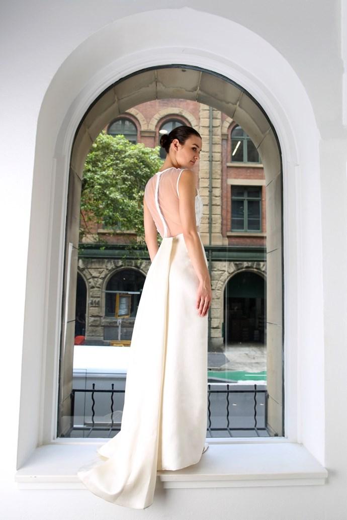 Carla Zampatti bridal.