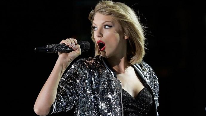Taylor Swift 1989 world tour Sydney