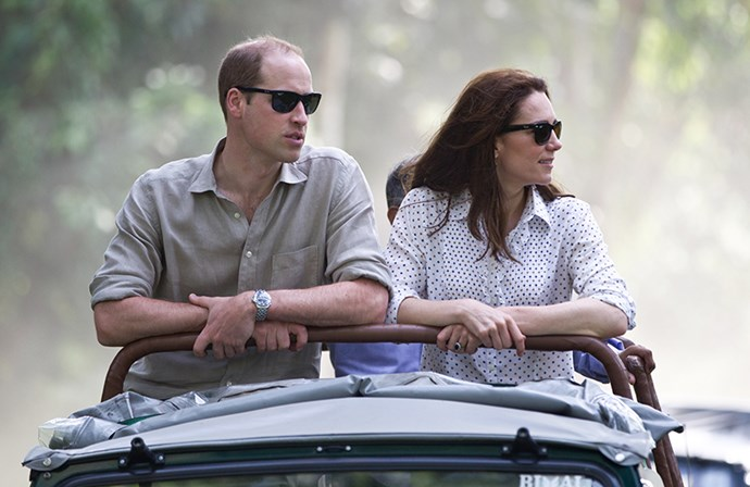 They're not regular royals, they're <em>cool</em> royals.