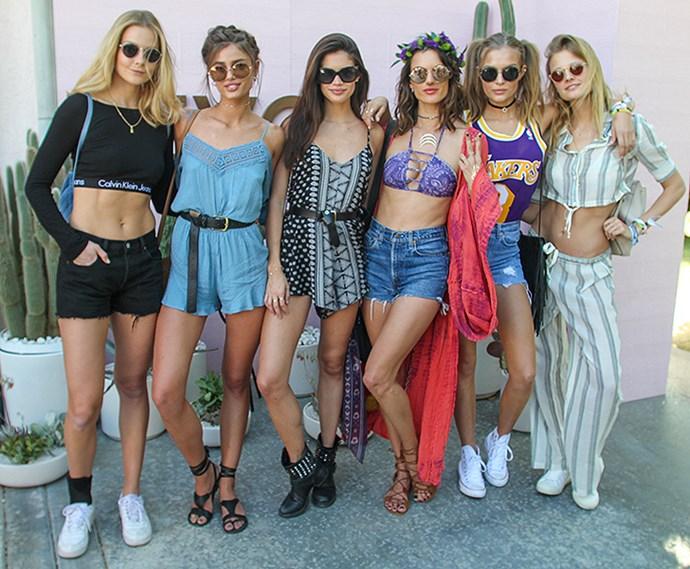 Coachella Celebrity Style
