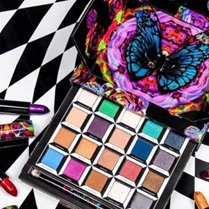 Cult cosmetics line Urban Decay have released the first images of products from their collaboration with Disney