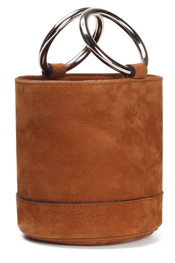 Brown Simon Miller handbag