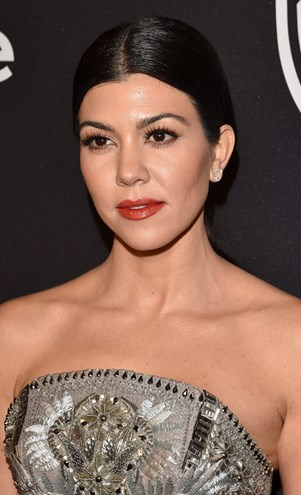 The Best Beauty Look from Kourtney Kardashian