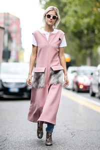 A Lesson in Modern Romance: How To Wear Pastels