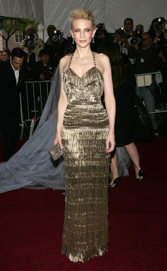 Cate Blanchett, 2007.