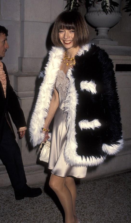 Anna Wintour, 1994.
