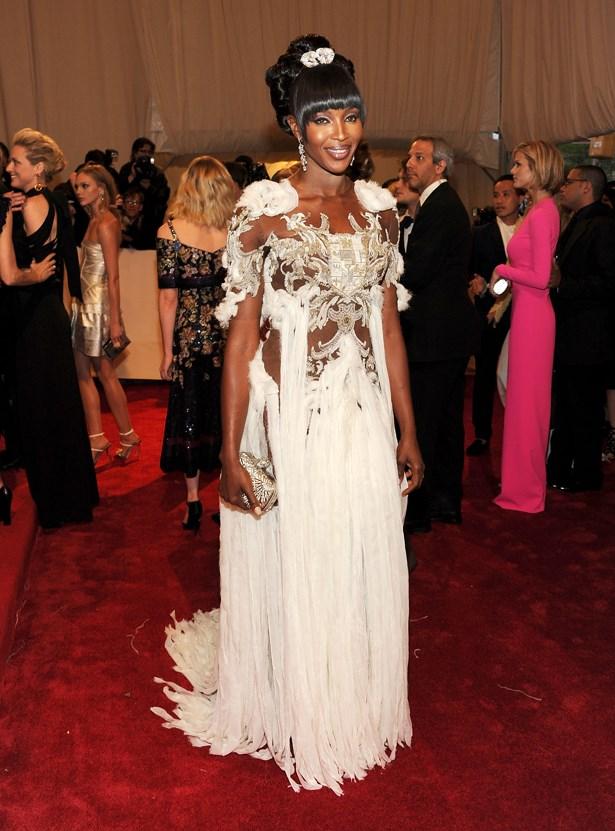 Naomi Campbell, 2011.