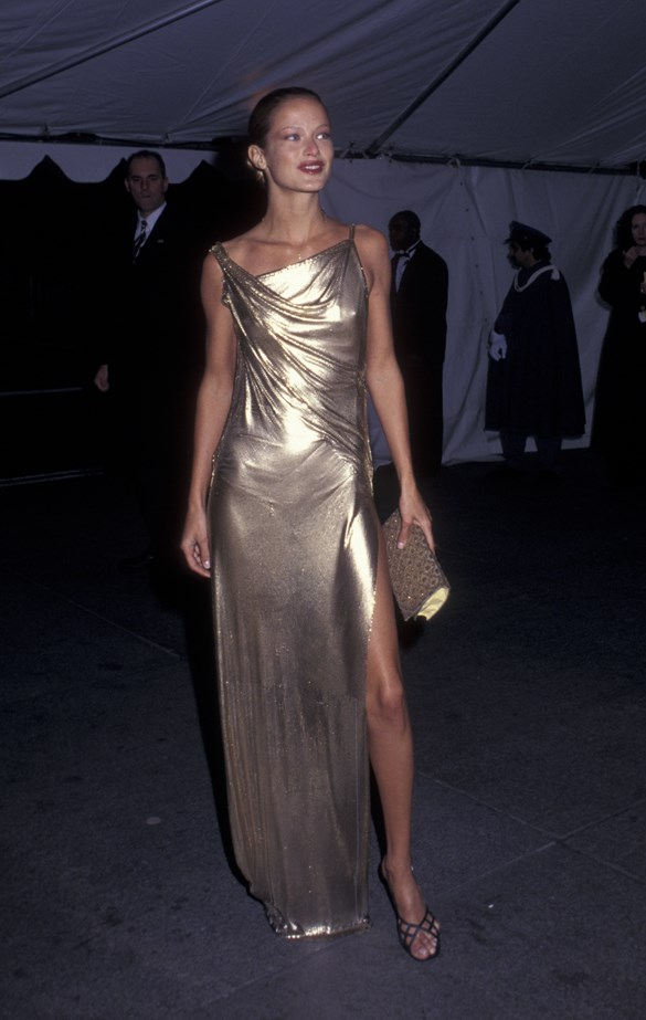 Carolyn Murphy, 1997.