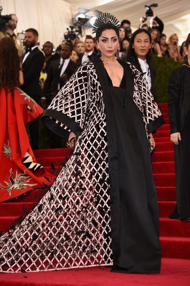 Lady Gaga, 2015.