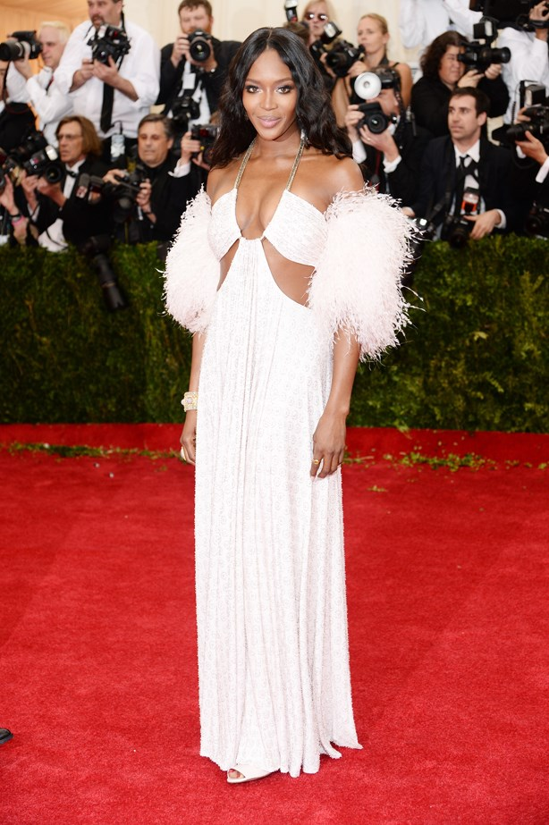 Naomi Campbell, 2014.