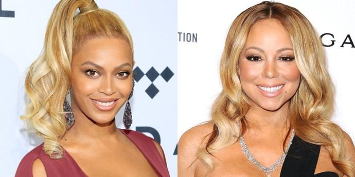 Beyonce Mariah Carey