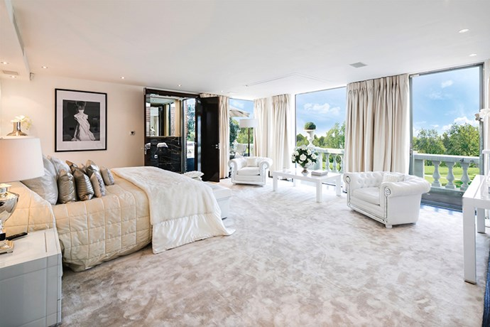 "Tom Cruise, via <a href=""http://www.mydomainehome.com.au/tom-cruise-london-penthouse"">My Domaine</a>."