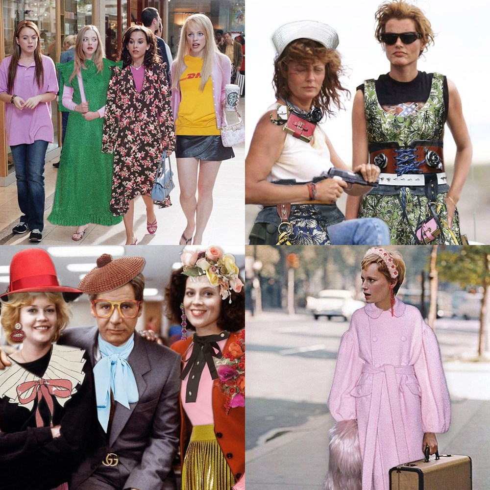 """<strong><a href=""""https://www.instagram.com/seidlerbenjamin/"""">@seidlerbenjamin</a></strong><br> Clever pop culture/fashion mash-ups.<br><br> — <a href=""""https://www.instagram.com/claudiajukic"""">@claudiajukic</a>, market editor"""