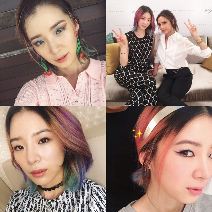 "<strong><a href=""https://www.instagram.com/ireneisgood/"">@ireneisgood</a></strong><br> Irene Kim is Asia's It Girl, and basically the Kendall Jenner of Korea.<br><br> — Jennifer Kang, acting deputy chief sub-editor"