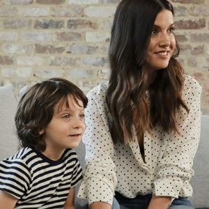 Rachel Wayman And Her Son Charlie
