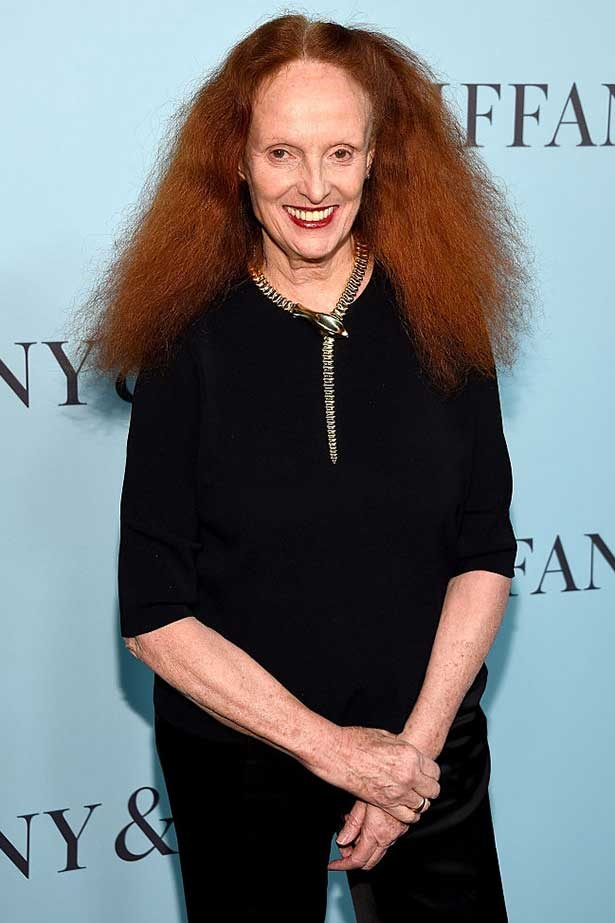 Grace Coddington will style and recruit talent for Tiffany & Co.'s fall campaign.