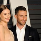 Behati Prinsloo And Adam Levine Reveal The Gender Of Their Baby image