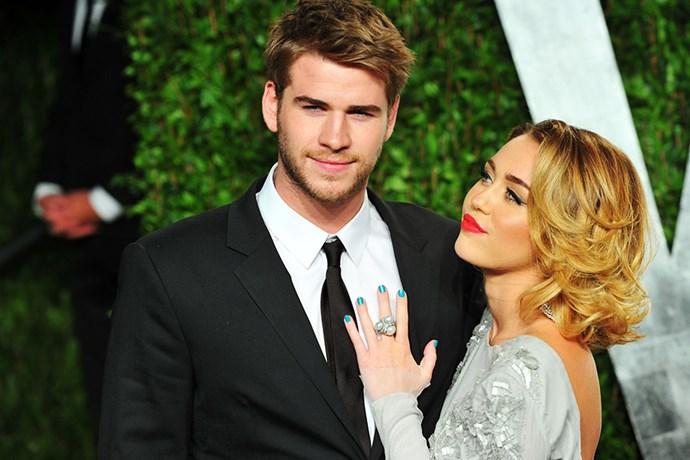 Miley Cyrus Liam Hemsworth Elsa Pataky Tattoos