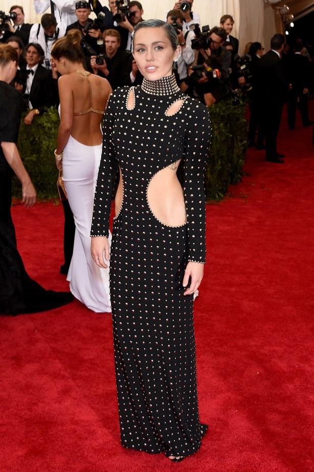 Miley Cyrus, 2015.