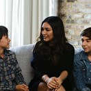 ELLE Mother's Day Moments: Justine Cullen And Her Sons Iggy And Milo image
