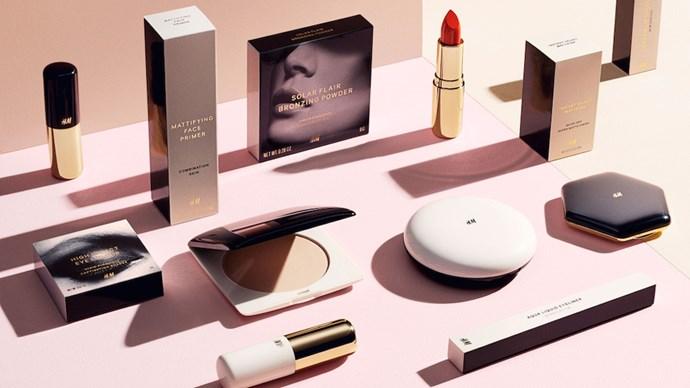 H&M beauty range
