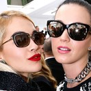 Rita Ora And Katy Perry Wore 'Not Becky' Pins To The Met Gala After-Party image