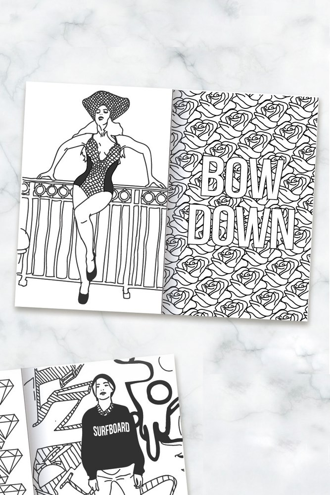 "<a href=""https://www.etsy.com/listing/247596171/printable-beyonce-themed-coloring-book?ref=shop_home_active_9"">BEYGOODco Beyoncé Themed Colouring Book</a>, $10.72."