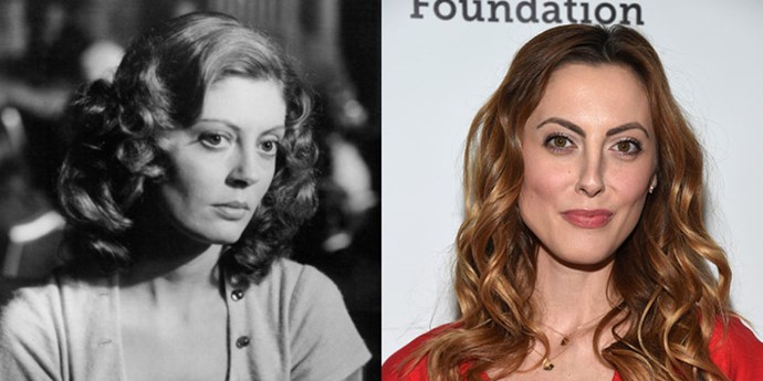 <strong>Susan Sarandon and Eva Amurri</strong> <br><br> At 31 years old.