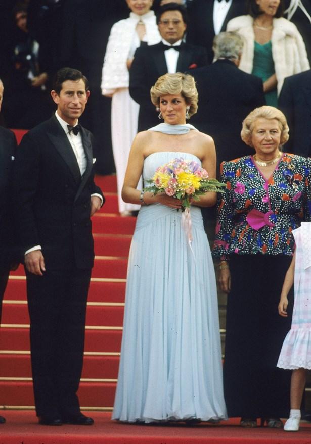 Diana, Princess of Wales, 1997.