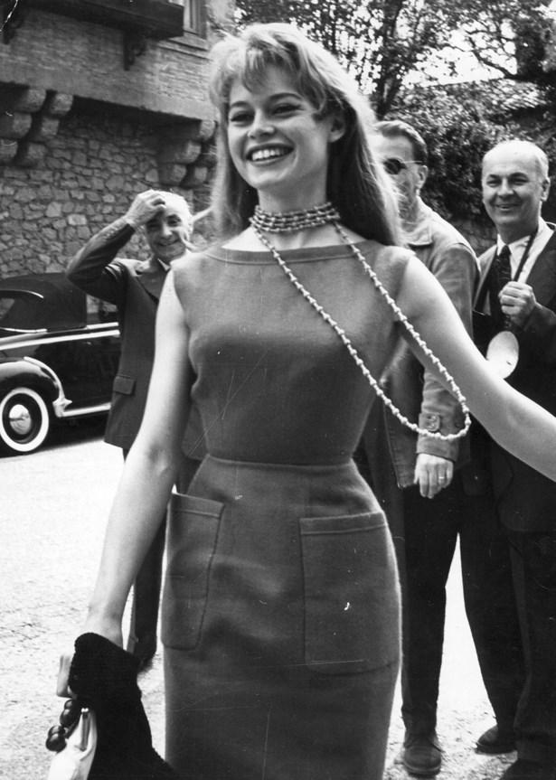 Brigitte Bardot, 1956.