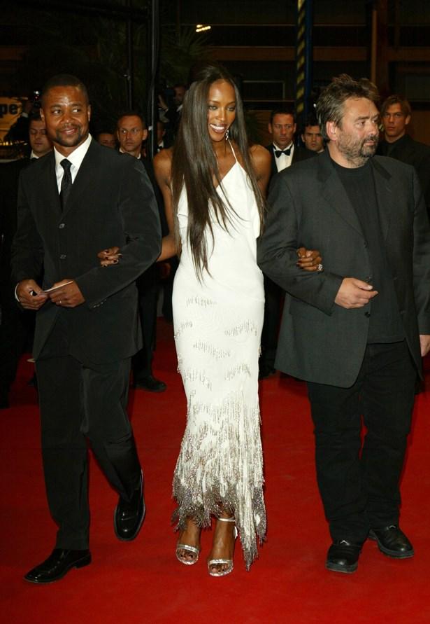 Naomi Campbell, 2004.