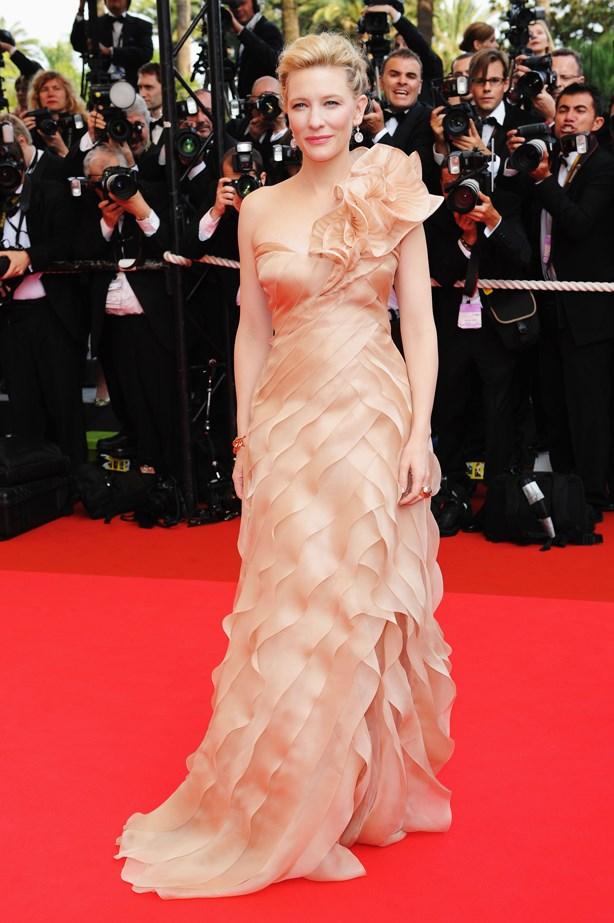 Cate Blanchett, 2008.