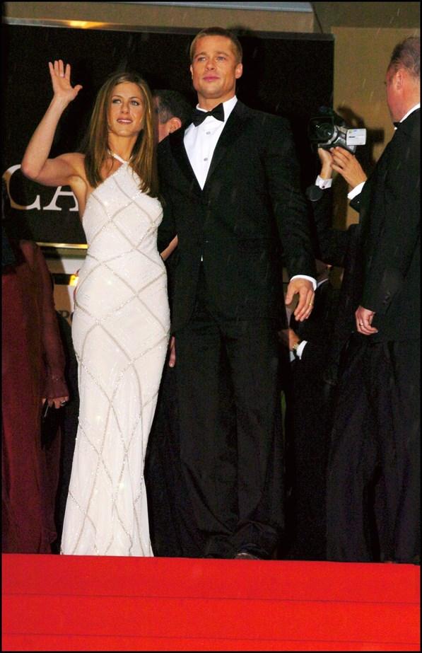 Jennifer Aniston, 2004.