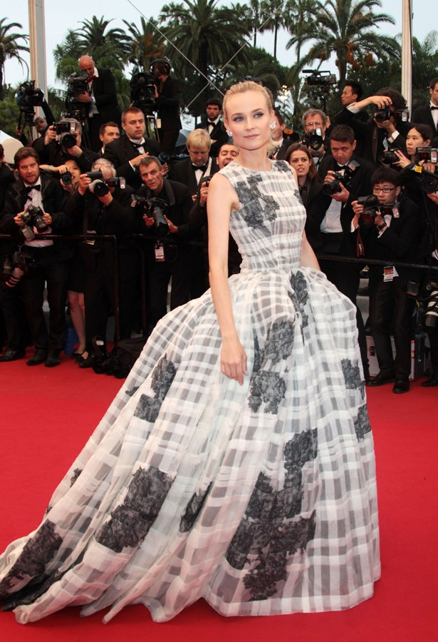 Diane Kruger, 2012.