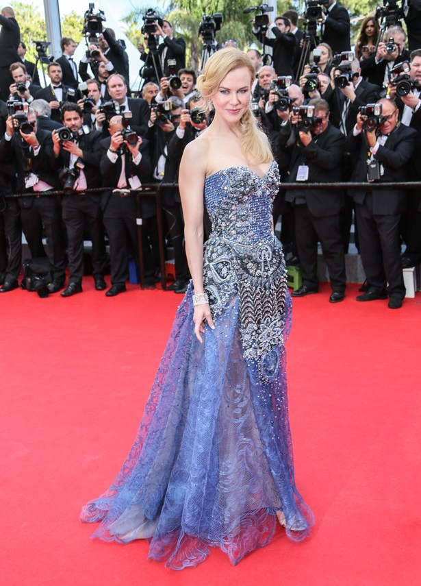 Nicole Kidman, 2014.