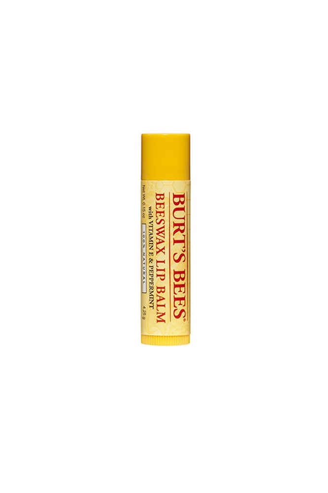"<a href=""https://www.burtsbees.com.au/other/classics/beeswax-lip-balm-tube.html"">Beeswax Lip Balm, $6.95, Burt's Bees</a><br><br> <br><br> ""The original and the best. The natural ingredients help heal chapped lips and the peppermint oil leaves them minty fresh!"" — Amber Elias, editorial coordinator"