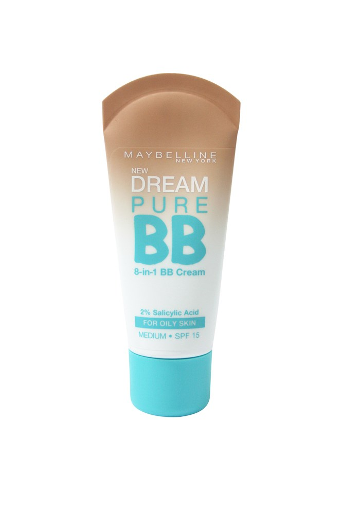 "<a href=""https://www.priceline.com.au/maybelline-dream-pure-bb-cream-30-ml"">Dream Pure BB Cream in 'Medium', $15.95, Maybelline New York</a> <br><br> ""A super flattering BB in an equally universal shade—despite being labelled as 'medium,' it's the best match I've found on this earth for my fair skin."" — Elle McClure, digital producer"