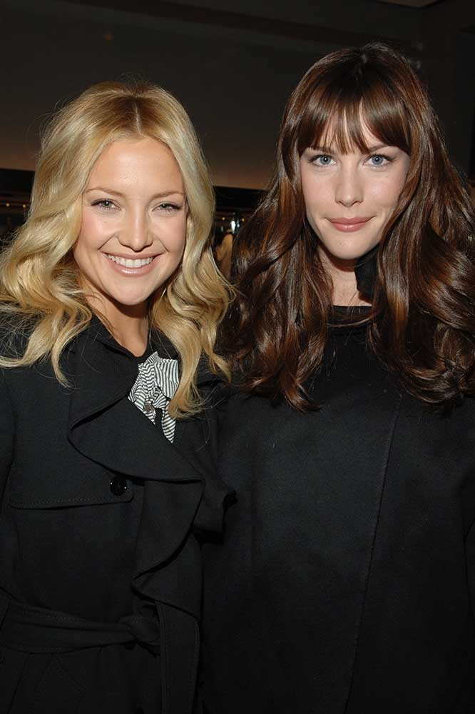 </P><p> Kate Hudson and Liv Tyler.