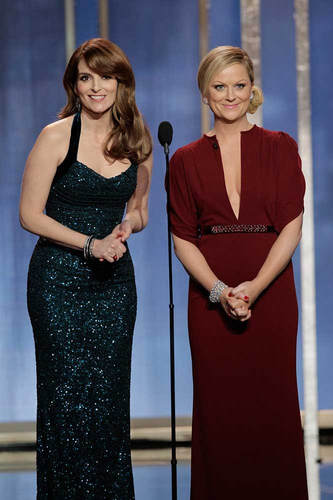 </p><p>Tina Fey and Amy Poehler.