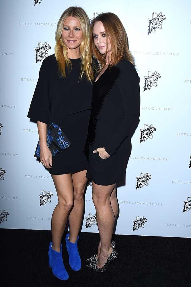 </p><p>Stella McCartney and Gwyneth Paltrow...
