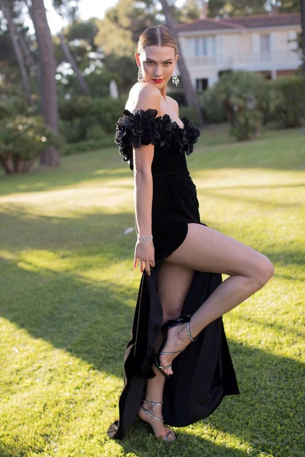 Karlie Kloss.