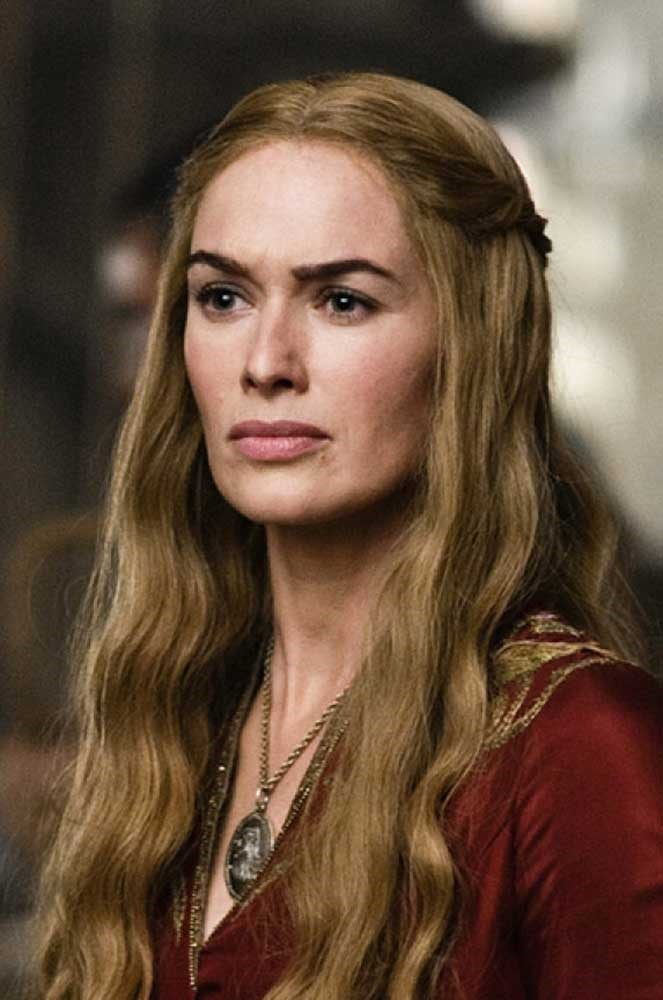 </p><p><b>Cercei Lannister</b></p><p> The manipulative Lannister matriarch is played by <em>Pride and Prejudice and Zombies</em> star Lena Headey.
