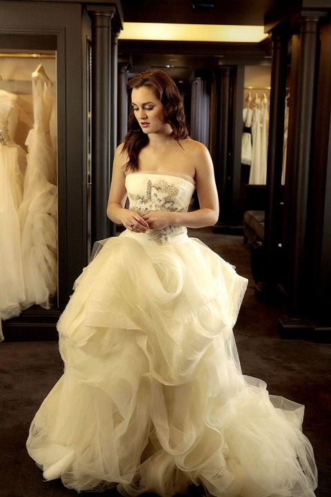 This wedding dress.