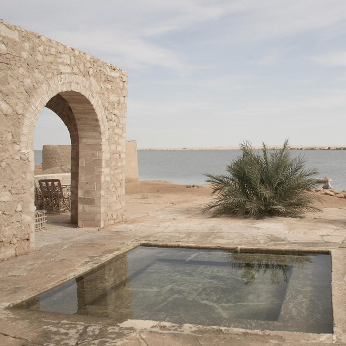 "Adrere Amellal in Siwa, Egypt<br><br> <a href=""https://www.instagram.com/p/BE309hyDMis/"">instagram.com/traveldo.se</a>"