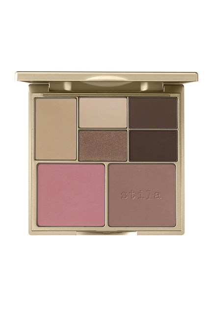 "The palette that doesn't house a single dud shade.<br><br> <strong>Perfect Me Perfect Hue Eye & Cheek Palette, $58, <a href=""http://mecca.com.au/stila/perfect-me-perfect-hue-eye-cheek-palette/V-023834.html?cgpath=whatsnew#start=1"">Stila</a></strong>"