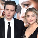 Chloe Grace Moretz Shares Loved Up Instagram With Brooklyn Beckham image