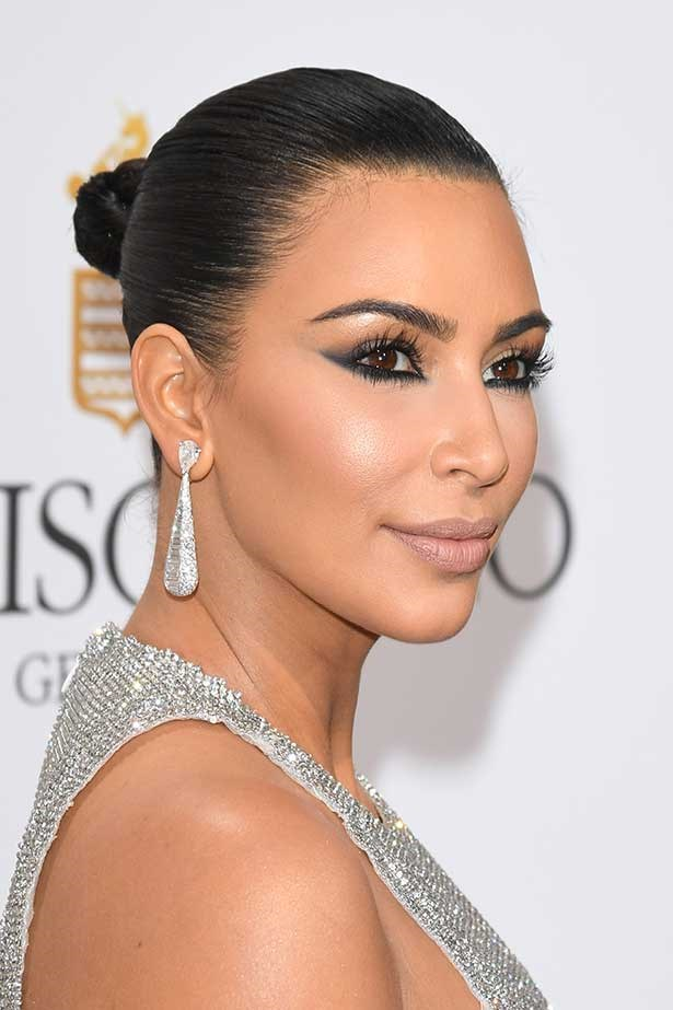 Kim Kardashian attends the De Grisogono Party at the annual 69th Cannes Film Festival at Hotel du Cap-Eden-Roc on May 17, 2016 in Cap d'Antibes, Côte d'Azur