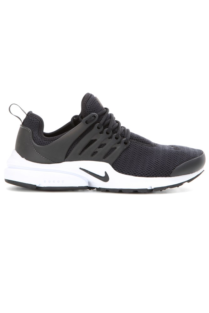 """<strong>Black-on-black</strong><br><br> <a href=""""http://www.mytheresa.com/en-au/nike-air-presto-sneakers-587099.html?catref=category"""">Sneakers, $179, Nike</a>"""